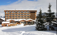 Alpes Hotel du Pralong в Куршевеле.