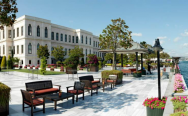 Four Seasons Hotel Istanbul at the Bosphorus 5*