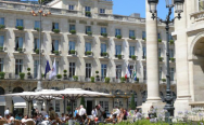 InterContinental Bordeaux - Le Grand Hotel (ex. Grand Hotel de Bordeaux et Spa) в Бордо.