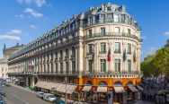 InterContinental Le Grand Hotel Paris забронировать отель.