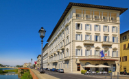 The St. Regis Florence (ex. Grand Hotel Florence) забронировать отель.