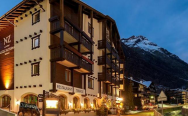 Hotel National Zermatt в Церматте.