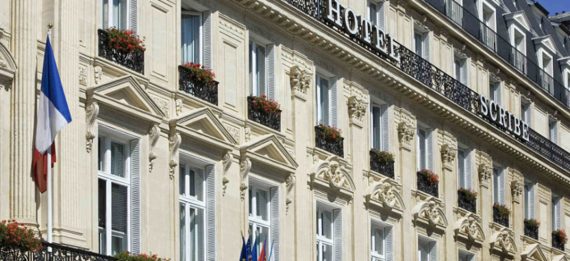 Hotel Scribe Paris Managed by Sofitel забронировать отель.