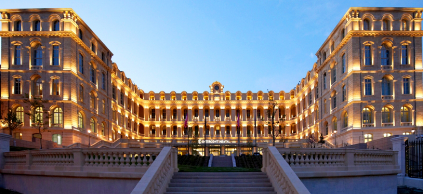 Отель InterContinental Marseille - Hotel Dieu в Марселе.