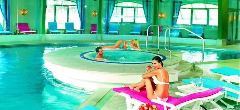 Astoria Hotel Thermal Spa Бад Хофгастайн забронировать отель.