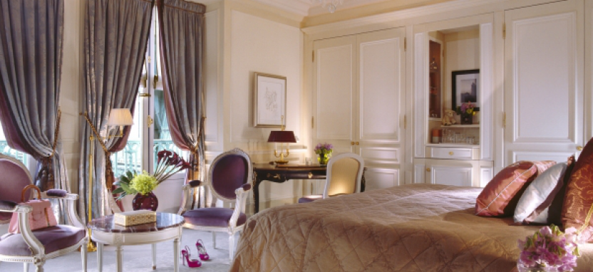 Отель Ritz Paris.